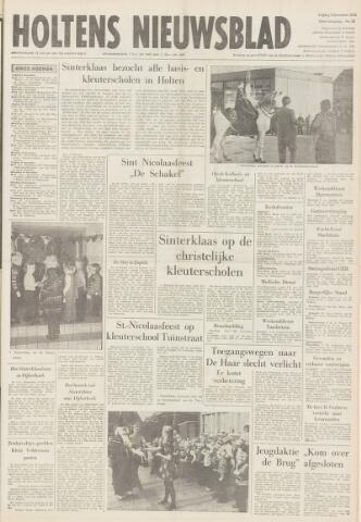 Holtens Nieuwsblad 1972-12-08