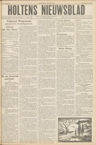 Holtens Nieuwsblad 1951-08-11