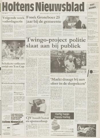 Holtens Nieuwsblad 1997-06-05
