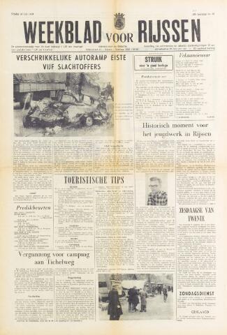 Weekblad voor Rijssen 1965-07-30
