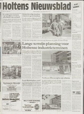 Holtens Nieuwsblad 1998-05-21