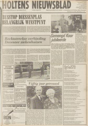 Holtens Nieuwsblad 1981-06-04