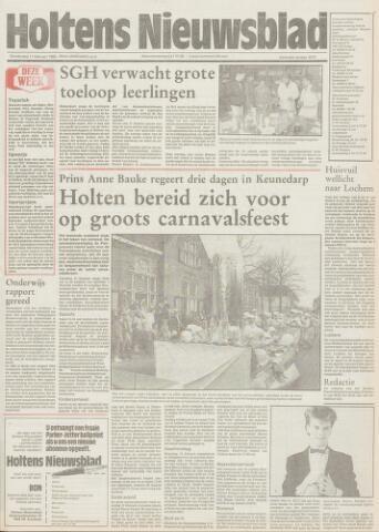 Holtens Nieuwsblad 1988-02-11