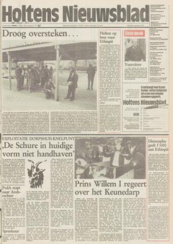 Holtens Nieuwsblad 1984-11-22