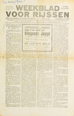 Weekblad voor Rijssen 1937-06-26