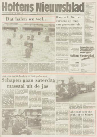 Holtens Nieuwsblad 1986-06-26