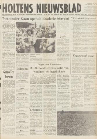 Holtens Nieuwsblad 1975-07-25