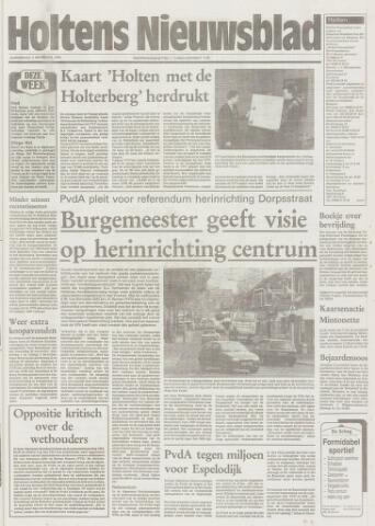 Holtens Nieuwsblad 1994-11-03