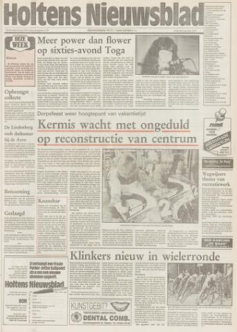 Holtens Nieuwsblad 1991-07-18