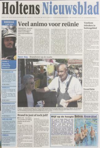 Holtens Nieuwsblad 2009-06-02