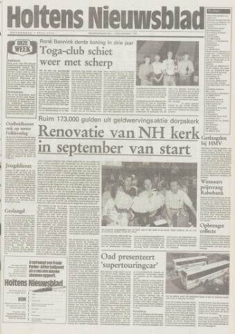 Holtens Nieuwsblad 1994-07-07