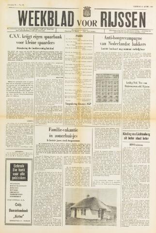 Weekblad voor Rijssen 1960-04-15