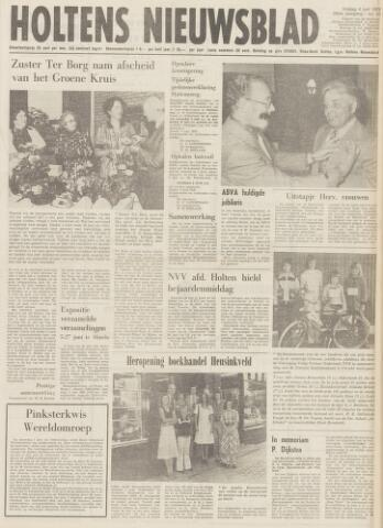 Holtens Nieuwsblad 1976-06-04