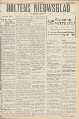 Holtens Nieuwsblad 1952-10-04