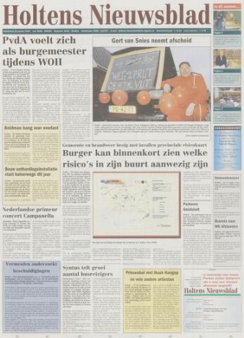 Holtens Nieuwsblad 2004-01-22