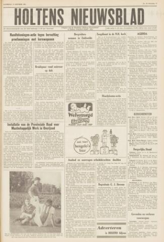 Holtens Nieuwsblad 1961-10-14