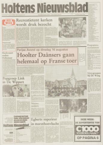 Holtens Nieuwsblad 1988-08-11