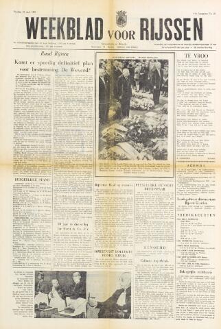 Weekblad voor Rijssen 1963-06-21