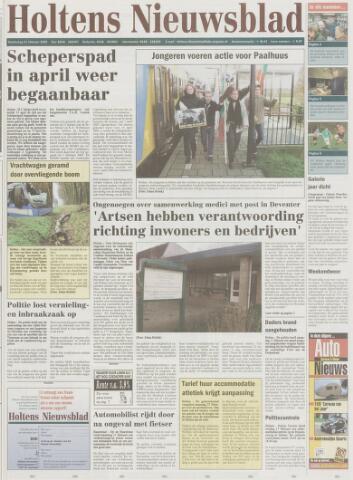Holtens Nieuwsblad 2002-02-21