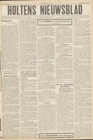 Holtens Nieuwsblad 1952-05-31