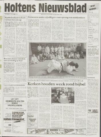 Holtens Nieuwsblad 1998-10-08