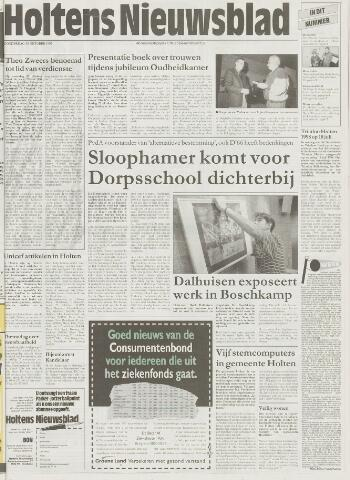 Holtens Nieuwsblad 1997-10-30