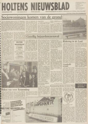 Holtens Nieuwsblad 1983-02-17