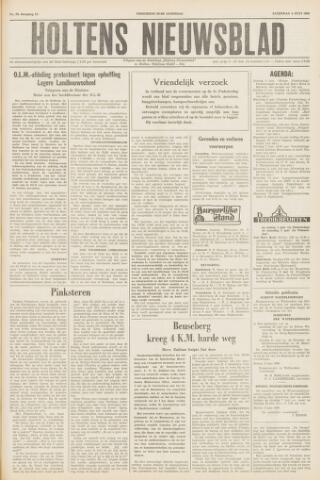 Holtens Nieuwsblad 1960-06-04