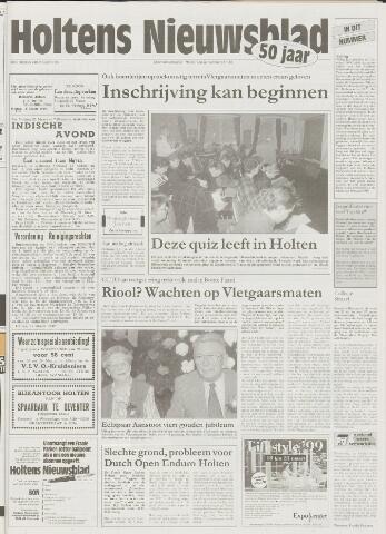 Holtens Nieuwsblad 1999-03-18