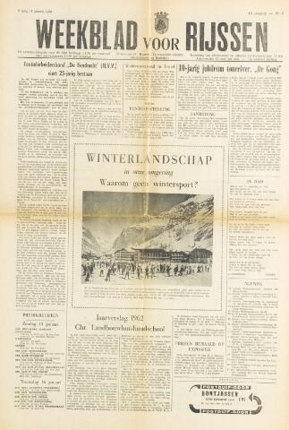 Weekblad voor Rijssen 1963-01-11