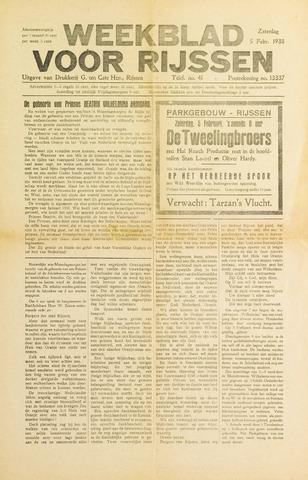 Weekblad voor Rijssen 1938-02-05