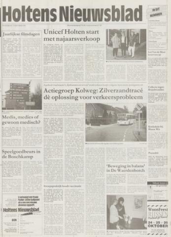 Holtens Nieuwsblad 1996-10-24