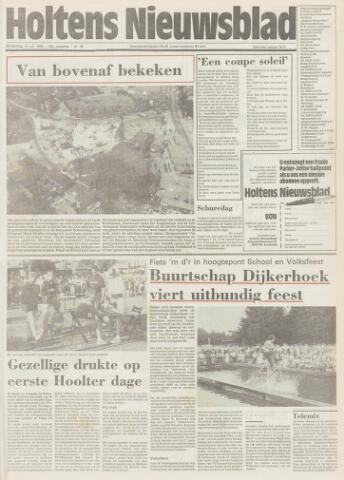 Holtens Nieuwsblad 1986-07-10
