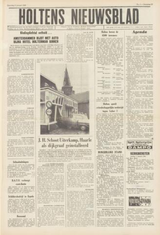 Holtens Nieuwsblad 1966-01-08