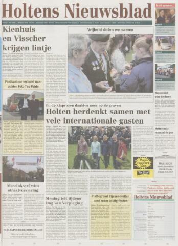 Holtens Nieuwsblad 2005-05-06