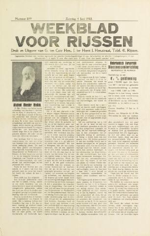 Weekblad voor Rijssen 1932-06-04