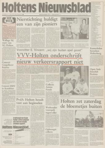 Holtens Nieuwsblad 1991-05-16