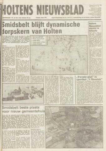 Holtens Nieuwsblad 1980-11-14