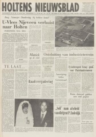Holtens Nieuwsblad 1976-01-16
