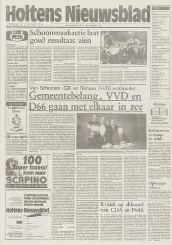 Holtens Nieuwsblad 1994-03-31