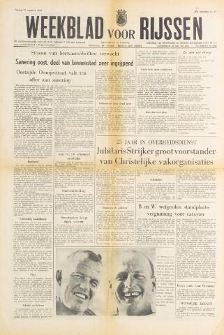 Weekblad voor Rijssen 1965-08-27