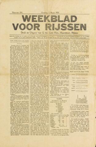 Weekblad voor Rijssen 1921-03-05