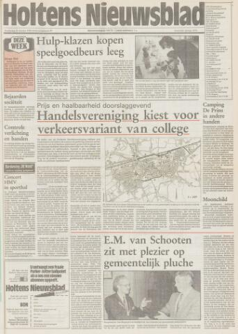 Holtens Nieuwsblad 1991-10-31