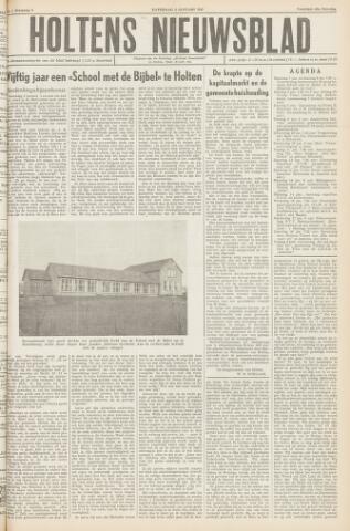 Holtens Nieuwsblad 1957-01-05