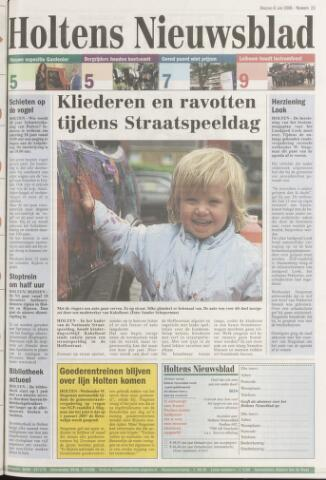 Holtens Nieuwsblad 2006-06-06