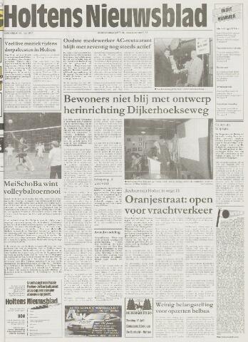 Holtens Nieuwsblad 1997-07-10