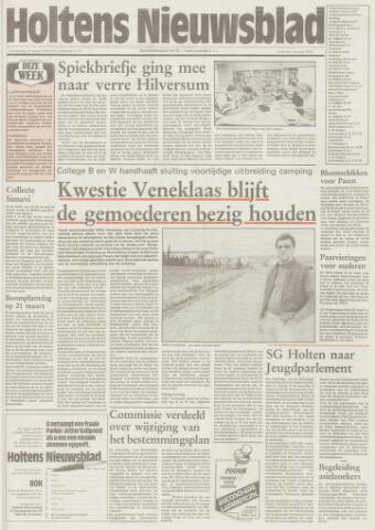Holtens Nieuwsblad 1991-03-14