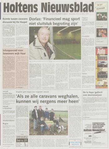 Holtens Nieuwsblad 2002-01-24
