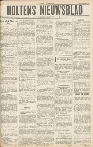 Holtens Nieuwsblad 1954-09-04