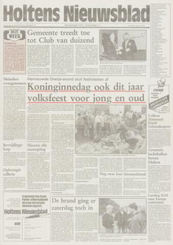 Holtens Nieuwsblad 1991-04-11